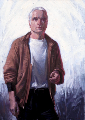 PSelf-portrait, Painted in the Week of My Father's Death.jpg (767860 bytes)